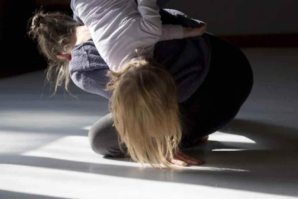 Jonge kinderen, leermeesters dans