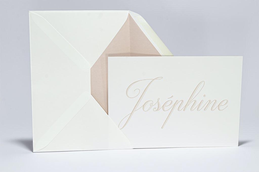Birthdaycard Joséphine