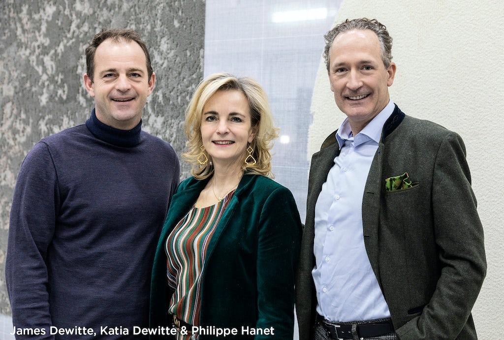 James Dewitte, Katia Dewitte & Philippe Hanet