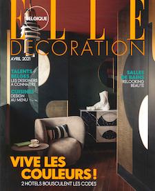ELLE DÉCORATION 2021 – België cover image