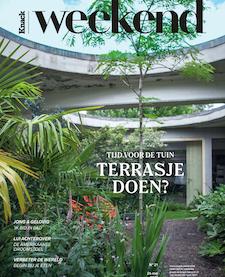 KNACK WEEKEND 2021 – België cover image