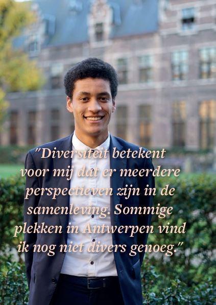 Resultaten Het Grote Antwerpse Studentenonderzoek diversiteit
