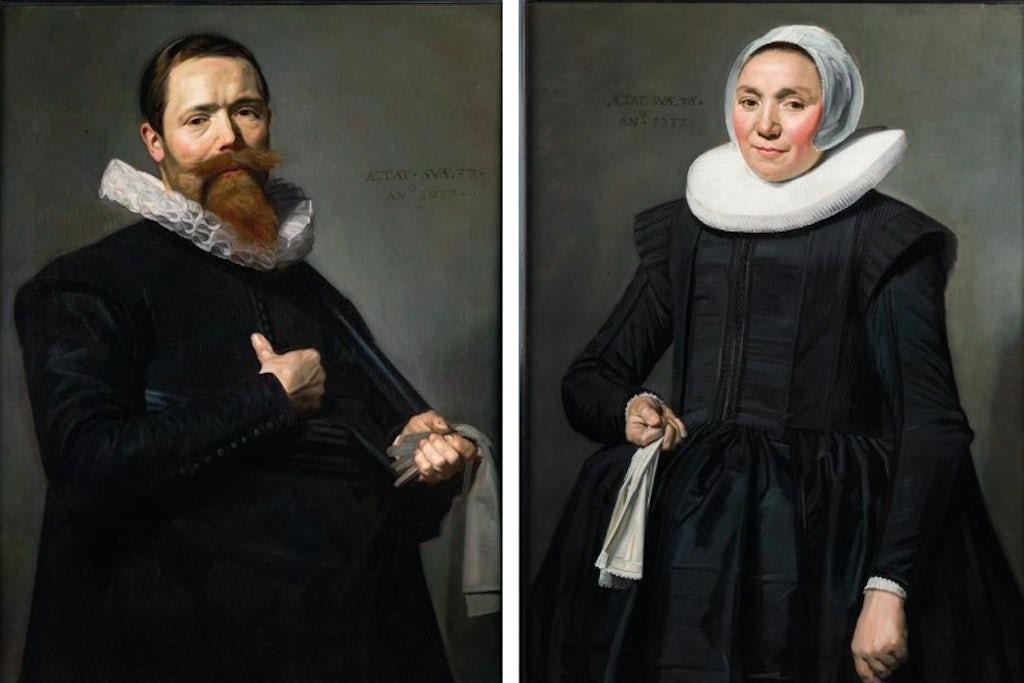Echtpaar, Frans Hals