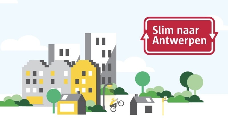 © Slim naar Antwerpen