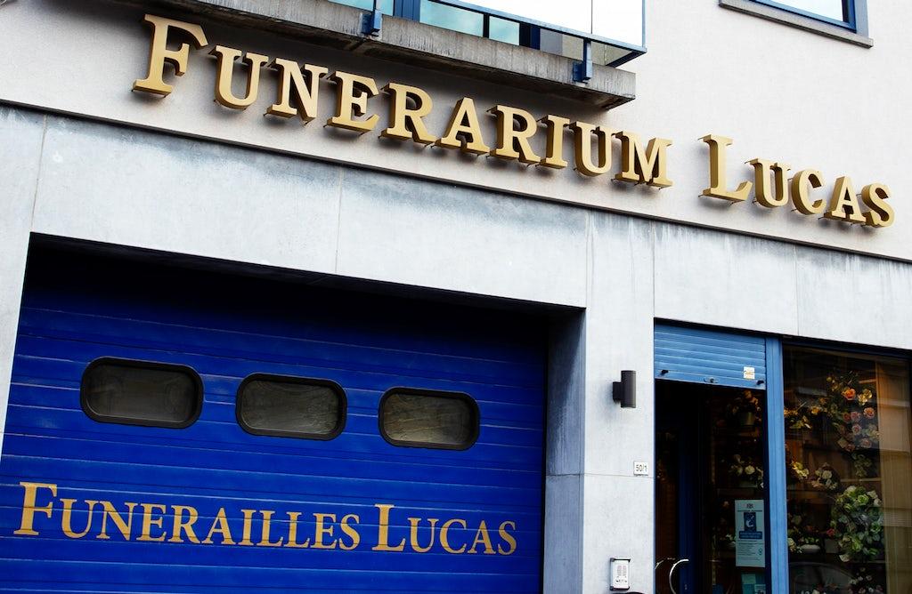 Les Funérailles Lucas Sereni