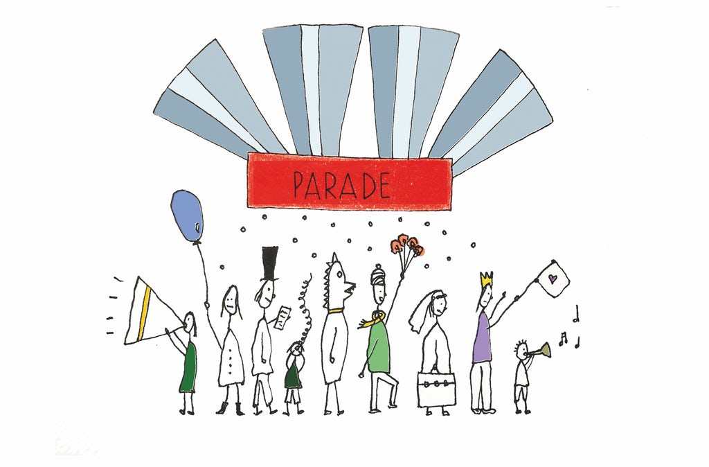 Parade Sereni creatieve workshop