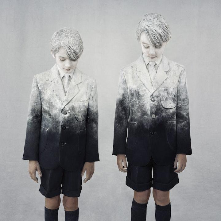 Chalk boys by Frieke Janssens