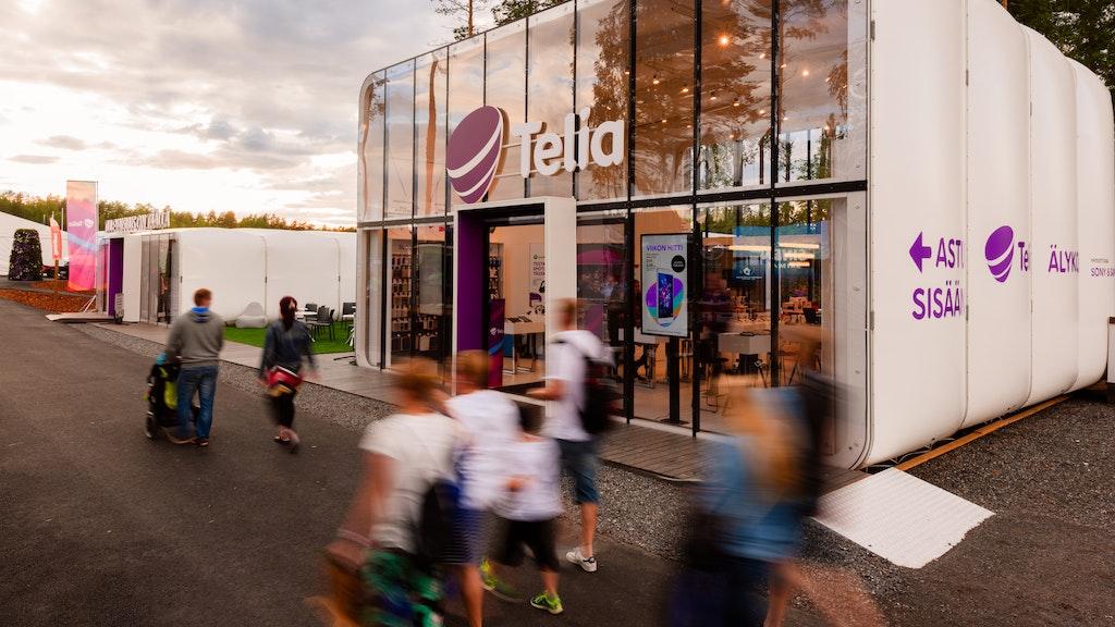 Event Retail Telia